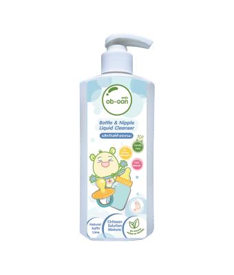 น้ำยาล้างขวดนม (สูตรธรรมชาติ) Bottle & Nipple Cleanser